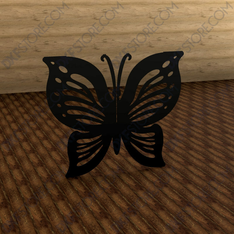 Ornamental Butterfly table with Decorative Butterfly Legs