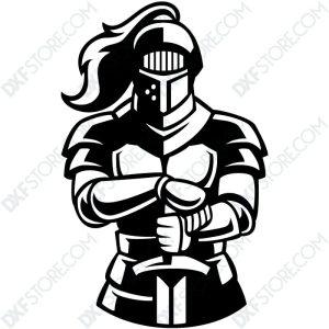 Spartan Free DXF File