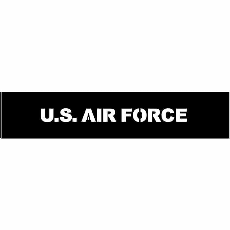 U.S. Airforce logo DXF fIle-4